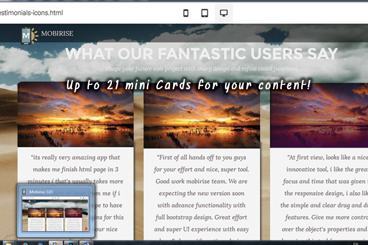 Easy Mobile Site Designing Software Review