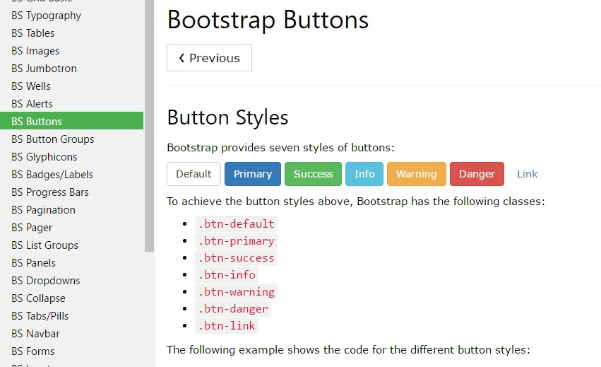Bootstrap   short training
