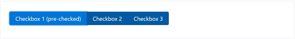 The best way to  work with the Bootstrap checkbox